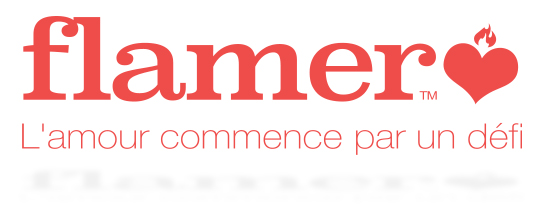 logotype - Application de rencontre Flammer